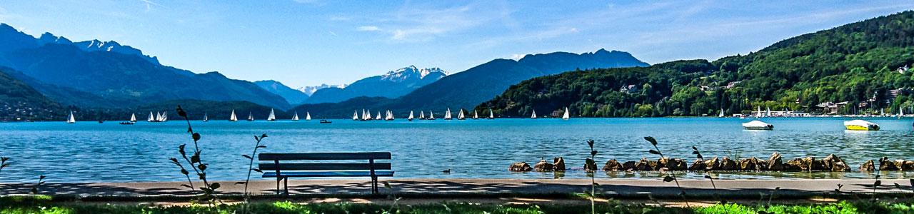 Decouverte Du Lac D Annecy Et Du Lac Du Bourget En Haute Savoie Et Savoie